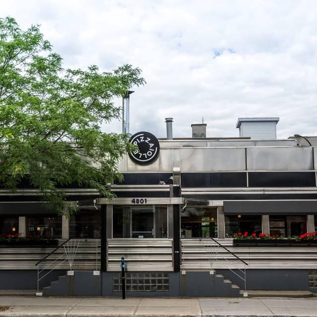 O - Pizzaiolle -  Plateau, Montréal, QC