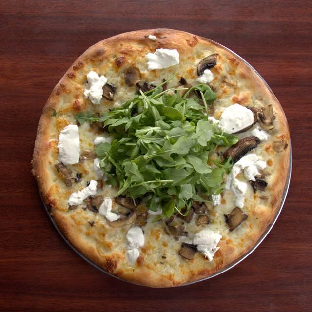 Truffle Mushroom Pizza - Russo's New York Pizzeria - Tennessee, Germantown, TN