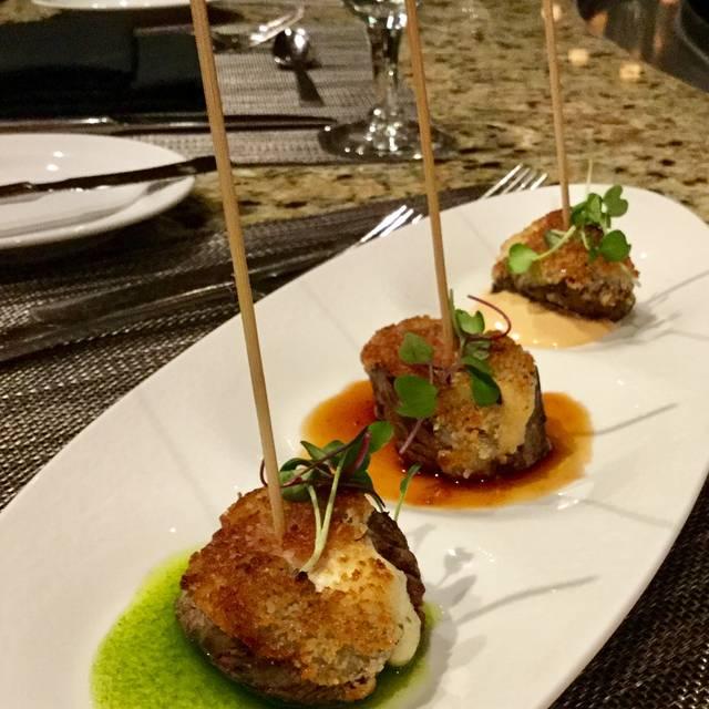 Filet Tips - The Reserve Steakhouse - Harrah's Joliet, Joliet, IL