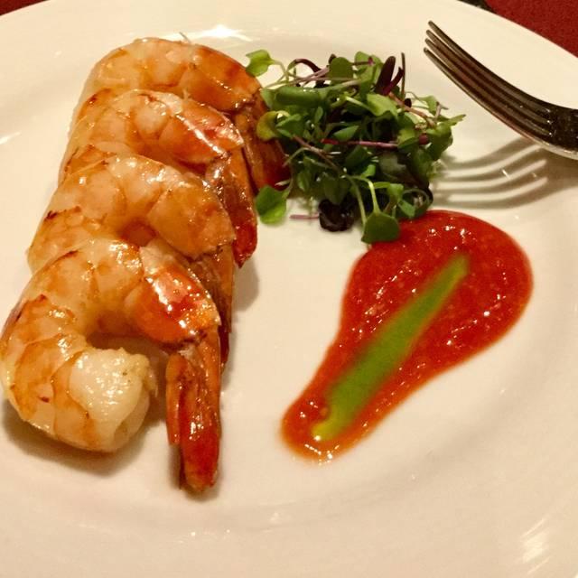 Shrimp - The Reserve Steakhouse - Harrah's Joliet, Joliet, IL
