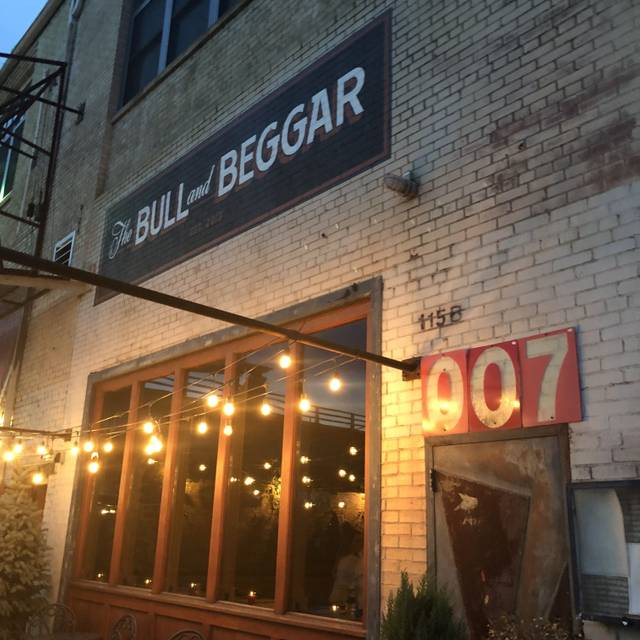 The Bull and Beggar, Asheville, NC