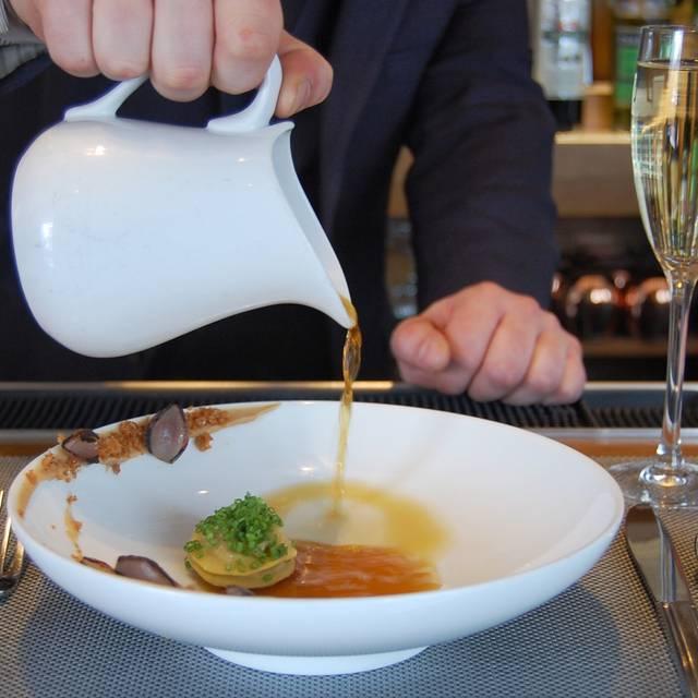 Onion Soup - The Oval Room, Washington, DC
