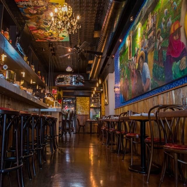 Chela Modern Mexican, Brooklyn, NY