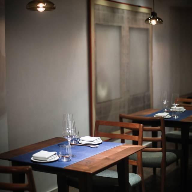 Restaurant Flat Three, London