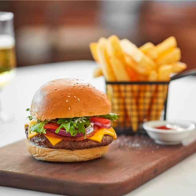 Burger - Straits Cafe - Rendezvous Hotel - Perth Scarborough, Scarborough, AU-WA