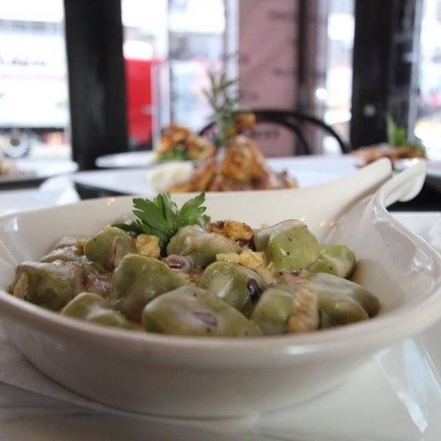 Bocca Gnocchi Di Spinaci - Bocca Di Bacco (Chelsea - 20th St.), New York, NY