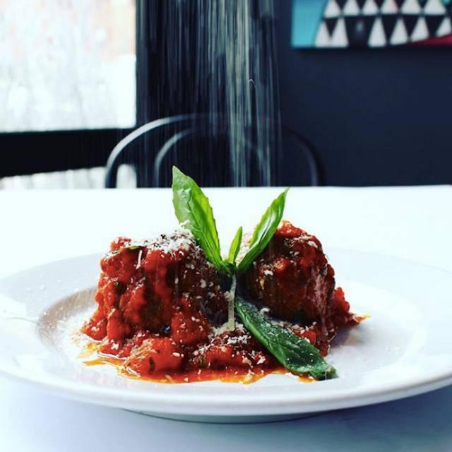 Bocca Meatballs - Bocca Di Bacco (Chelsea - 20th St.), New York, NY
