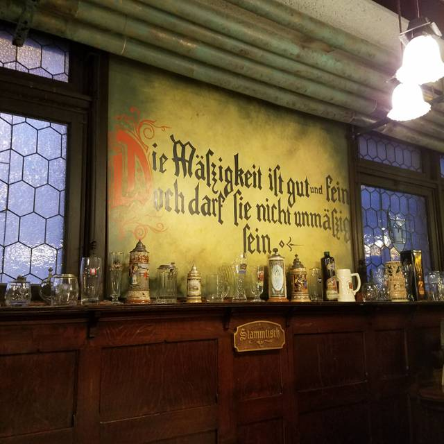 Rathskeller Restaurant, Indianapolis, IN