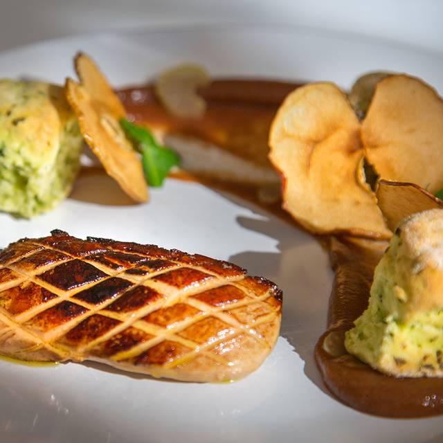 Seared Foie Gras - Cafe Marquesa, Key West, FL