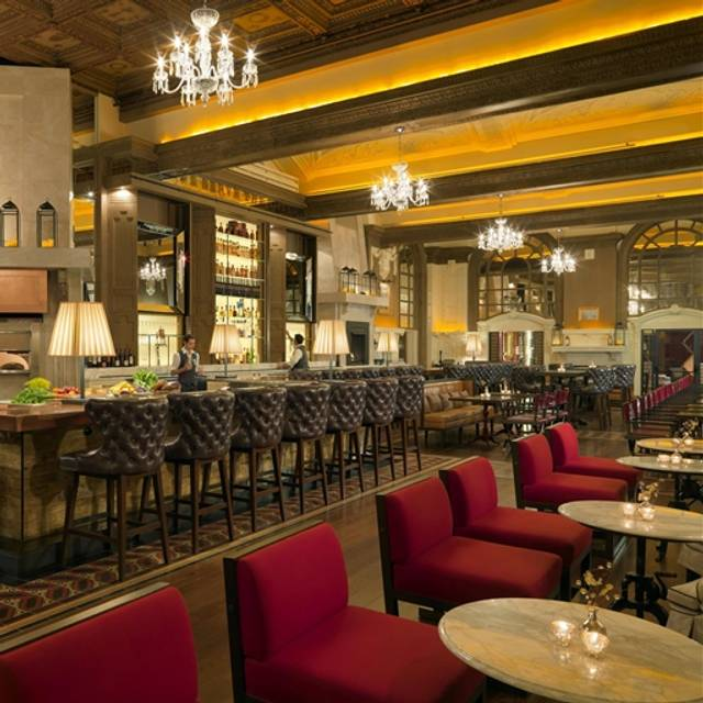 OAK Long Bar + Kitchen, Boston, MA