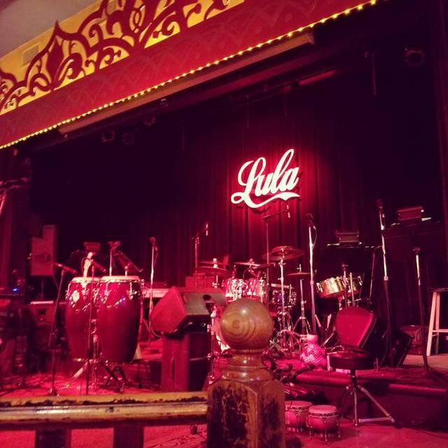 Lula Lounge, Toronto, ON