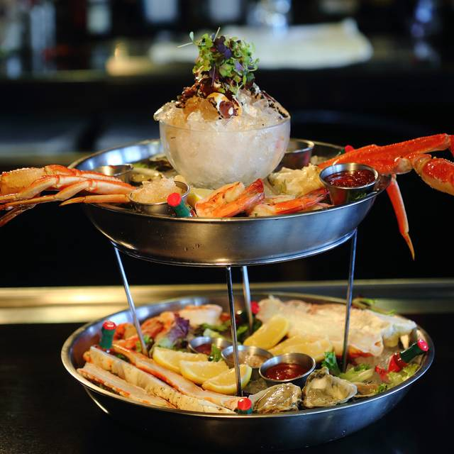 Pete's Seafood Tower - Pete Miller's Steak & Seafood in Naperville, Naperville, IL
