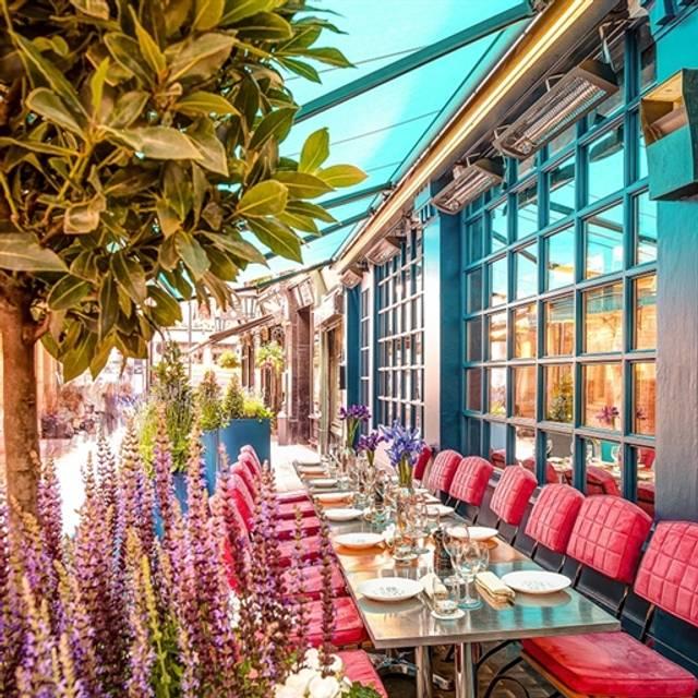 Superior J Sheekey Outside Terrace At The Atlantic Bar Restaurant   London, |  OpenTable