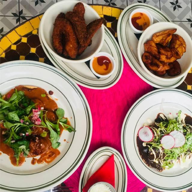 Tacuba Hell's Kitchen Restaurante - New York, NY | OpenTable