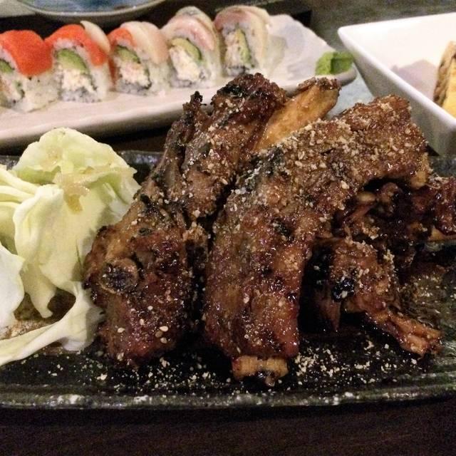 Shuraku Sake Bar & Bistro, Vancouver, BC