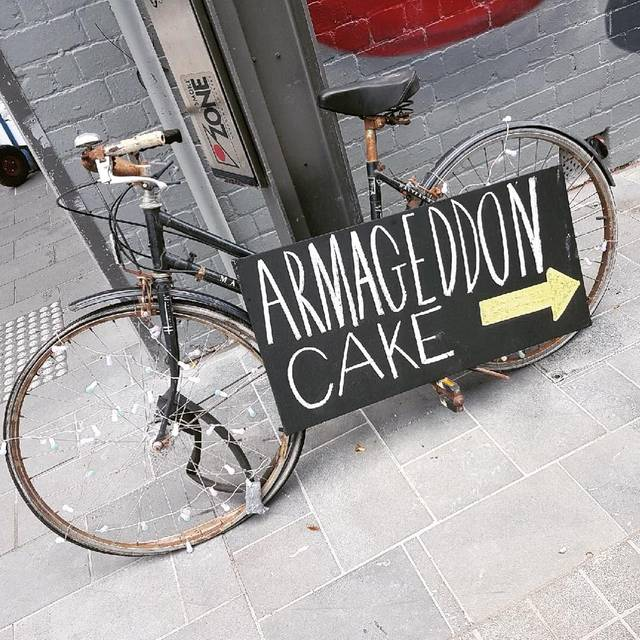 Armageddon Cake Dessert Bar, Geelong, AU-VIC