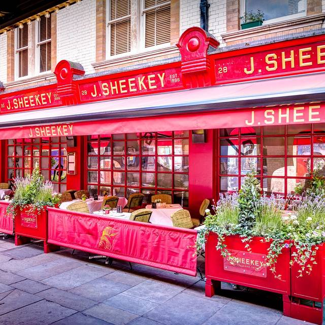 J Sheekey - The Restaurant, London