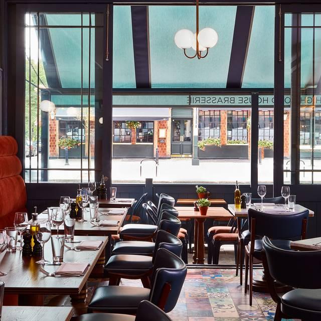 High Road Brasserie, London