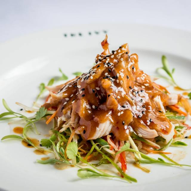 The Ivy Bang Bang Chicken, Peanuts And Chilli By David Griffen - The Ivy Dining Counter, London