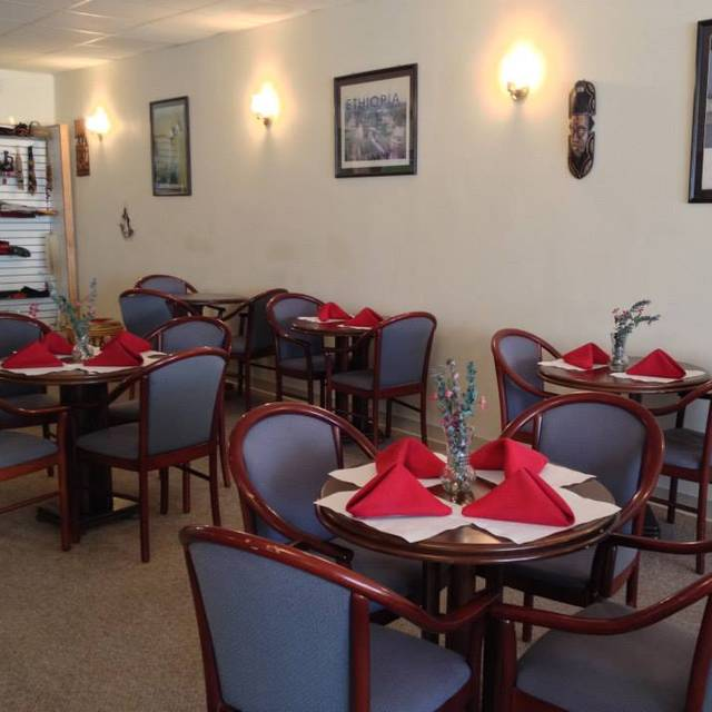 Abyssinia Restaurant, Rochester, NY