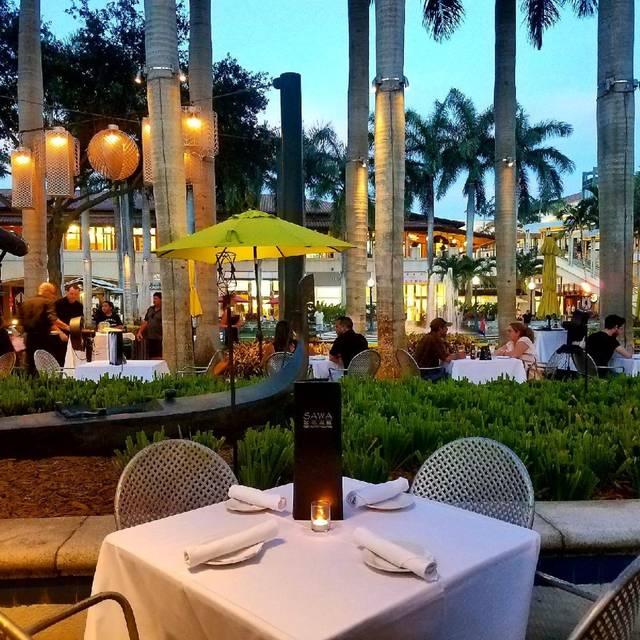 Sunset sawa garden - Sawa, Coral Gables, FL