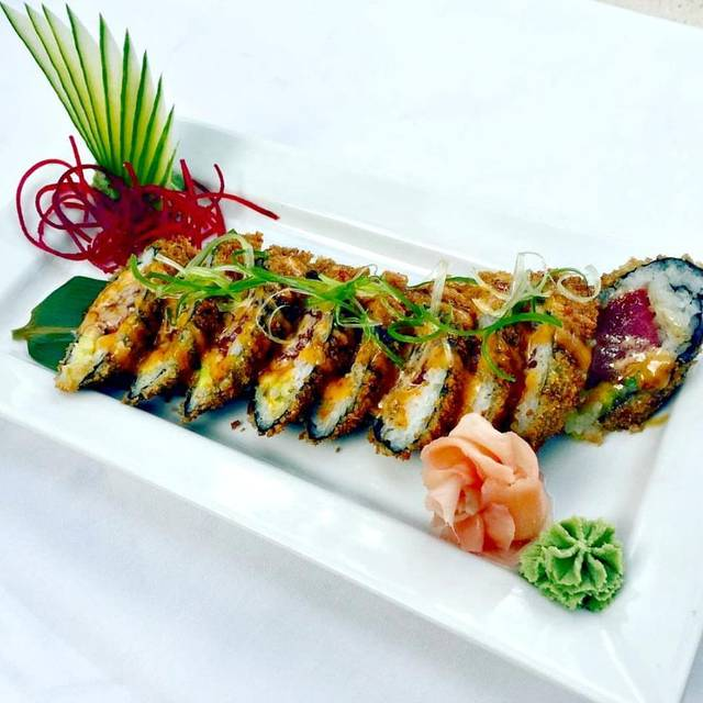 Kamikaze Roll - Sawa, Coral Gables, FL