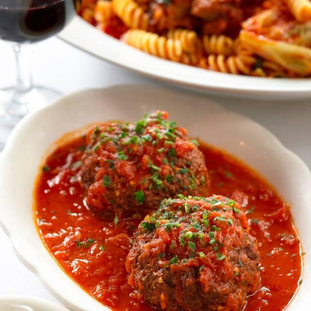 Cplv Rao's Meatballs With Pasta - Rao's - Caesars Palace Las Vegas, Las Vegas, NV