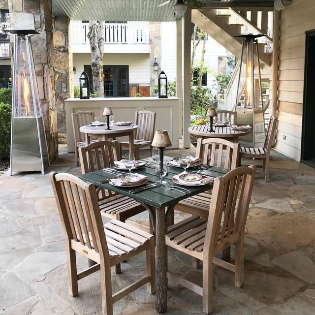 The Restaurant At Rt Lodge Maryville Tn Opentable