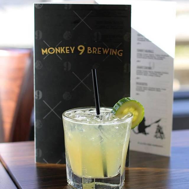 Monkey Nine Brewpub, Richmond, BC