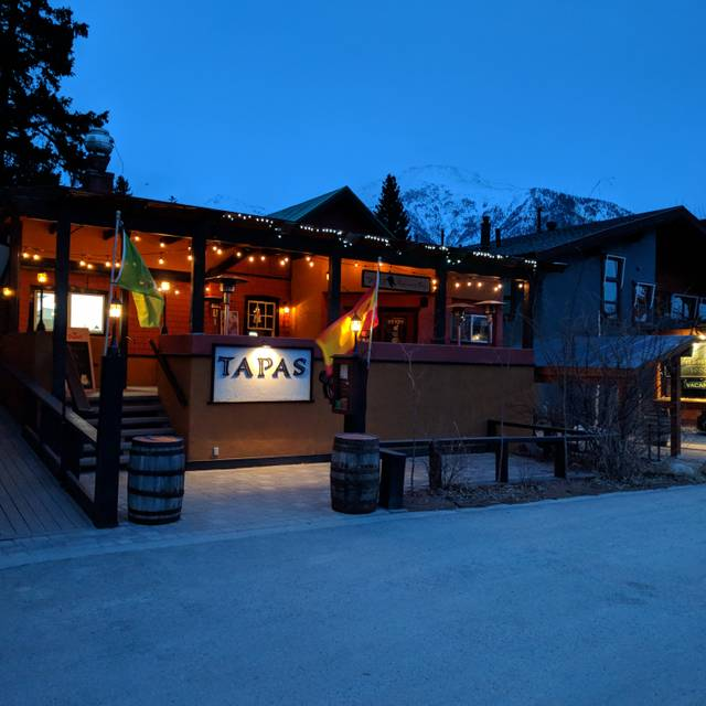 Tapas Restaurant, Canmore, AB