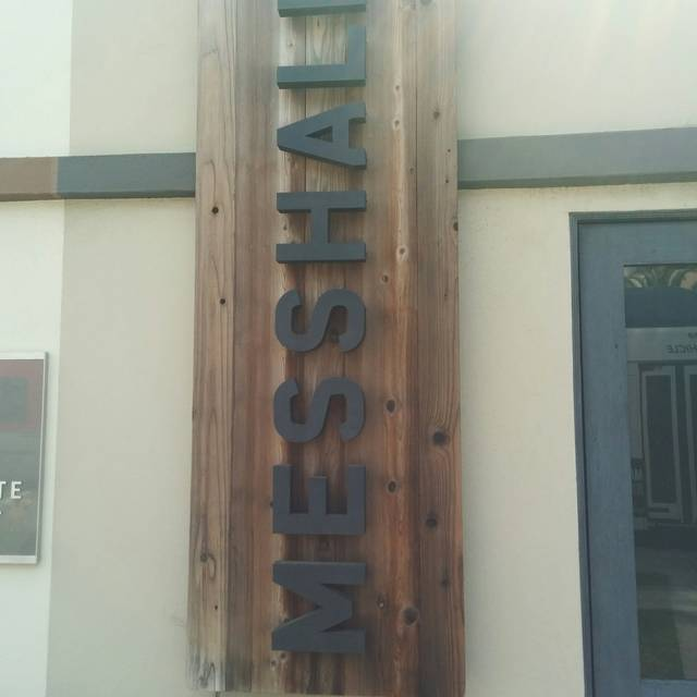 Messhall Kitchen, Los Angeles, CA