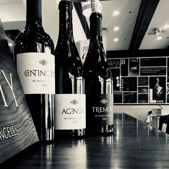 Byron Blatty Wines at Good Measure, Atwater Village, CA
