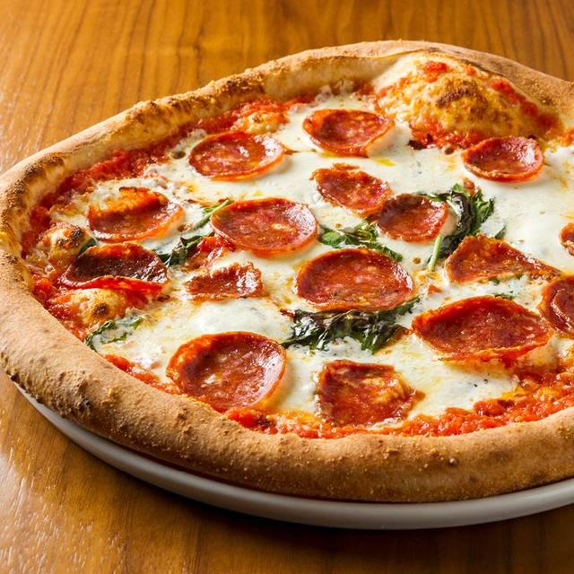 Diavola Pizza - Stella 34 Trattoria, New York, NY