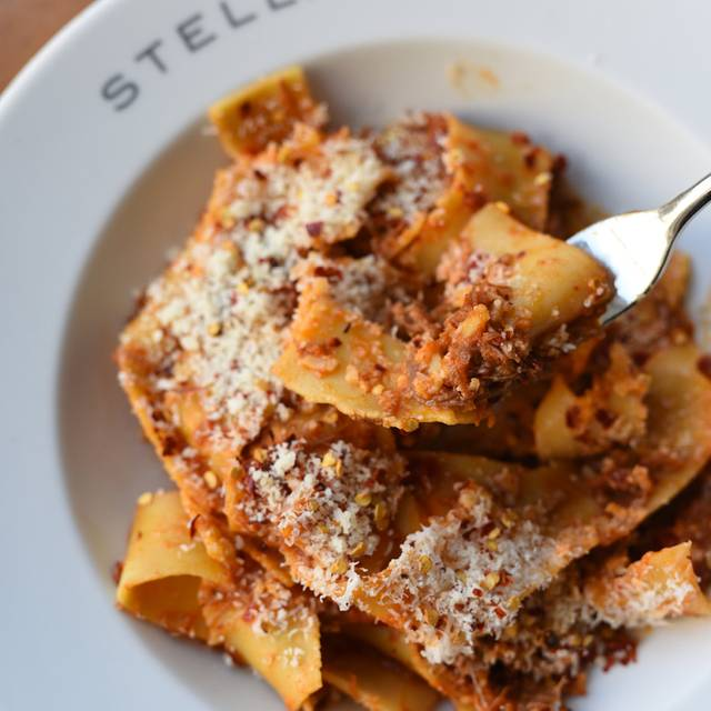 Pappardelle - Stella 34 Trattoria, New York, NY