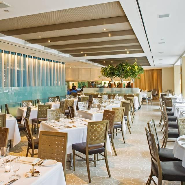 Dining Room - The Sea Grill, New York, NY