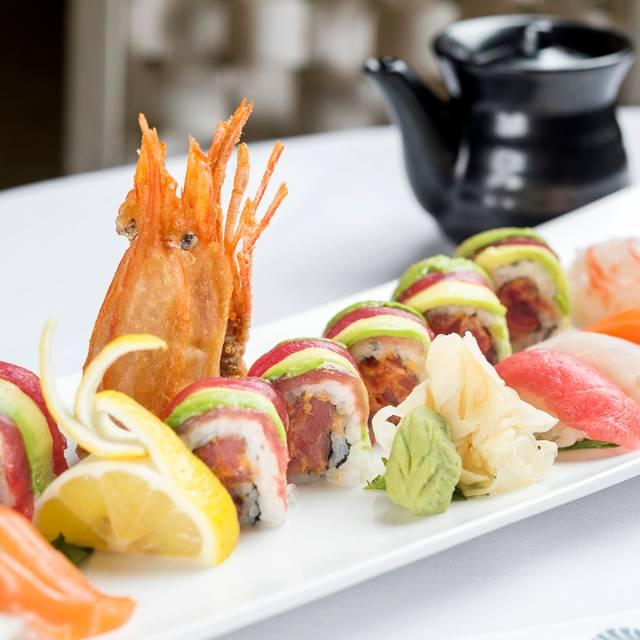 Sushi - The Sea Grill, New York, NY