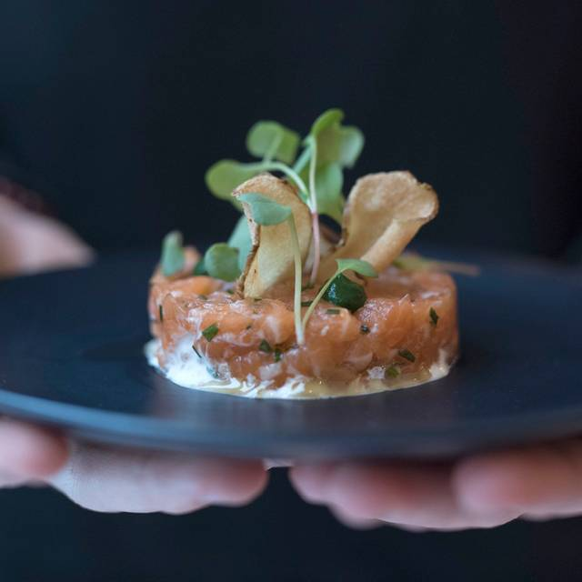 Salmon Tartare - The Sea Grill, New York, NY