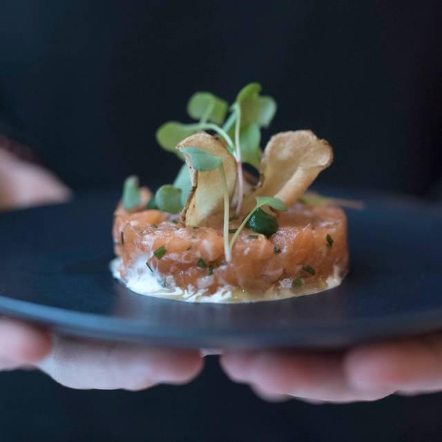 Salmon Tartare - The Sea Grill, New York, NY