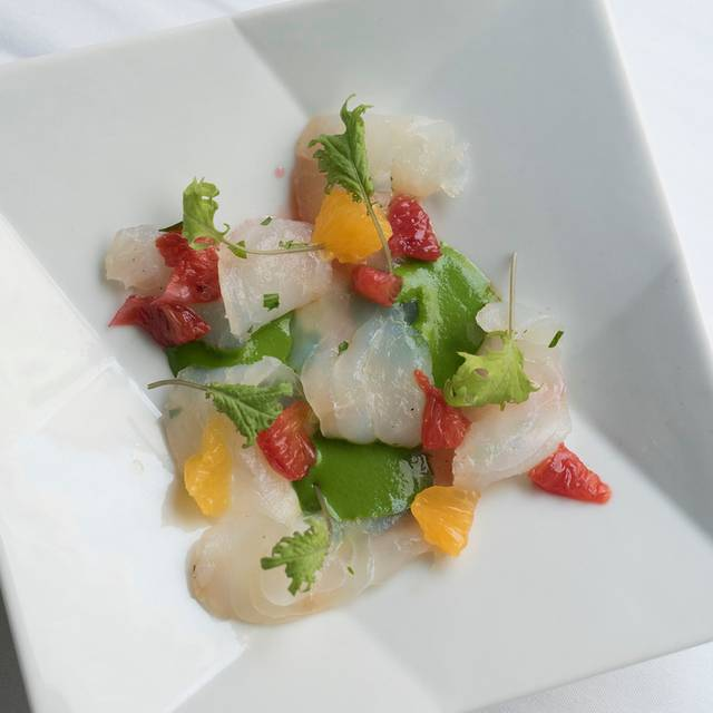 Crudo - The Sea Grill, New York, NY