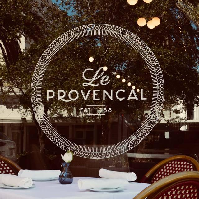 Le Provencal, Coral Gables, FL