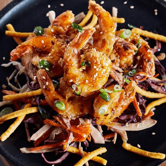 Crispy Shrimp - Bâton Rouge Steakhouse & Bar - Barrie, Barrie, ON