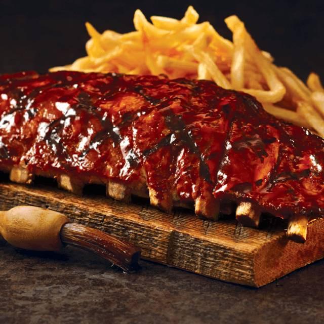 Ribs - Bâton Rouge Steakhouse & Bar - Complexe Desjardins, Montréal, QC