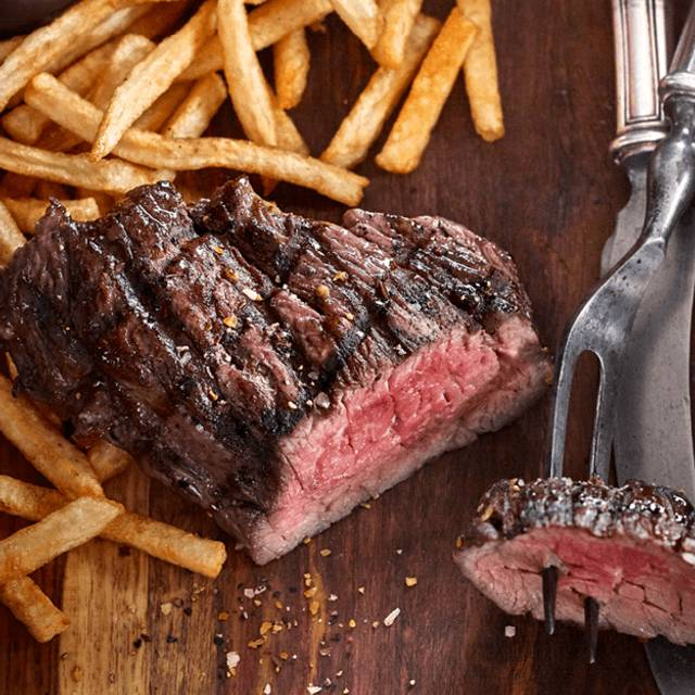 Steak Frites - Bâton Rouge Steakhouse & Bar - Scarborough, Scarborough, ON