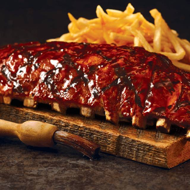 Ribs - Bâton Rouge Steakhouse & Bar - Greenfield Park, Greenfield Park, QC