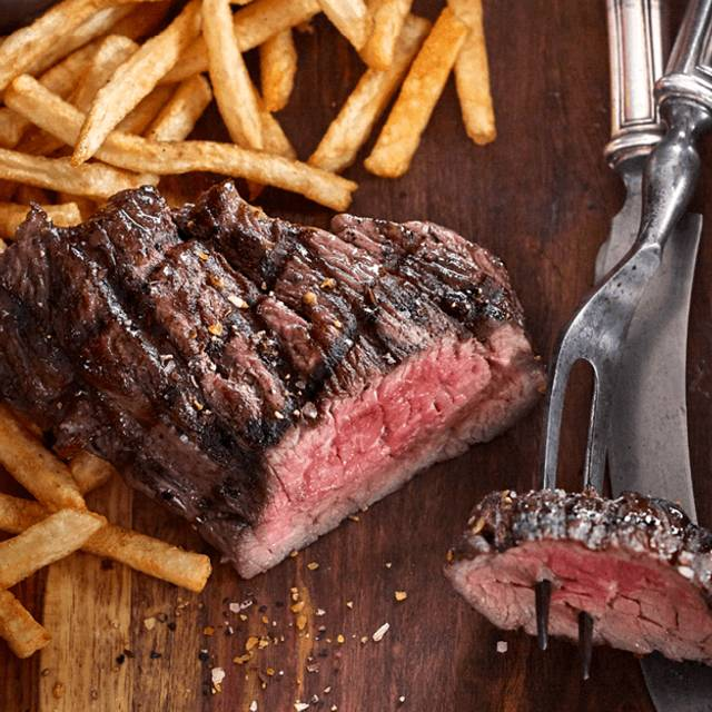 Steak Frites - Bâton Rouge Steakhouse & Bar - Halifax, Halifax, NS