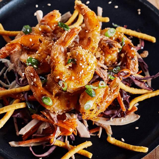 Crispy Shrimp - Bâton Rouge Steakhouse & Bar - Sherbrooke, Sherbrooke, QC