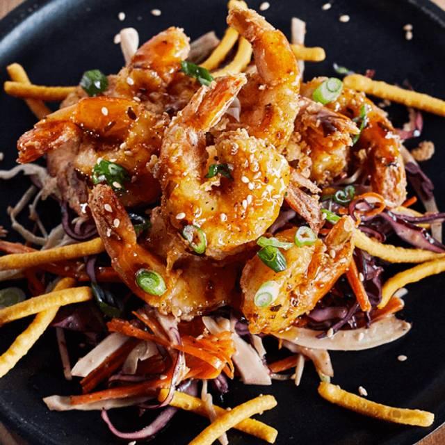 Crispy Shrimp - Bâton Rouge Steakhouse & Bar - Kanata, Ottawa, ON