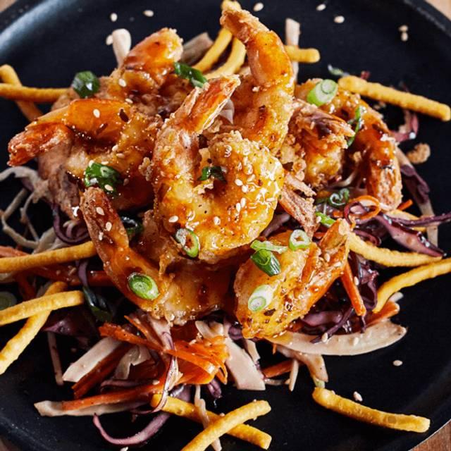 Crispy Shrimp - Bâton Rouge Steakhouse & Bar - Thornhill, Thornhill, ON