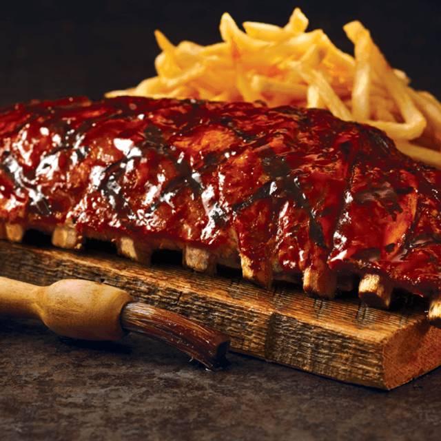 Ribs - Bâton Rouge Steakhouse & Bar - Thornhill, Thornhill, ON