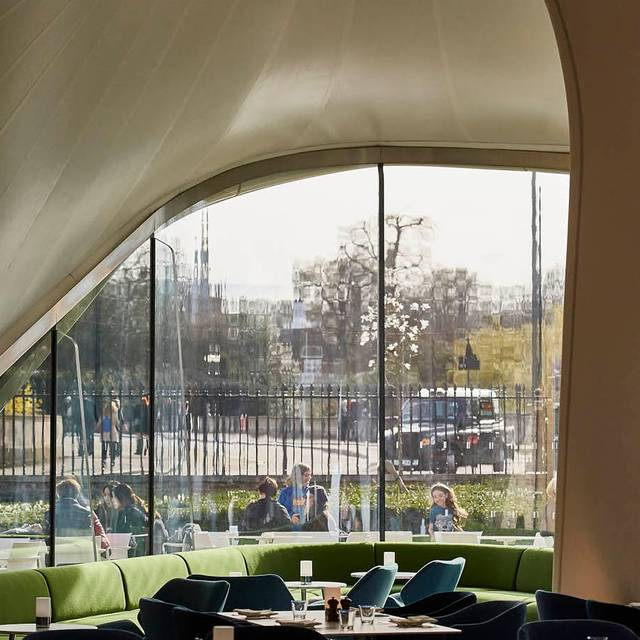 Chucs Restaurant & Cafe - Serpentine, London